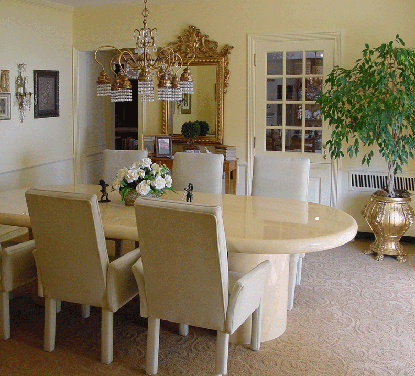 Dining Room on Eclectic Dining Room