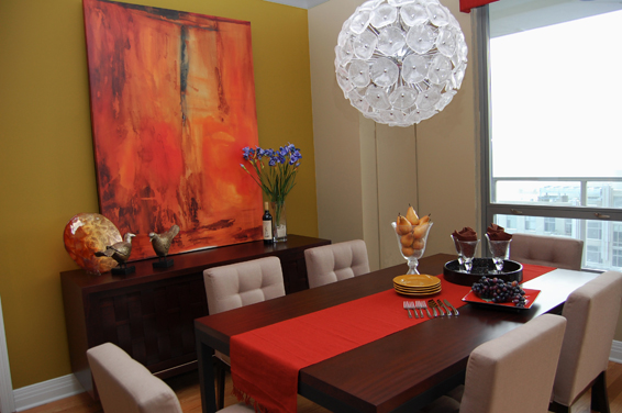Exceptionnel Modern Dining Room