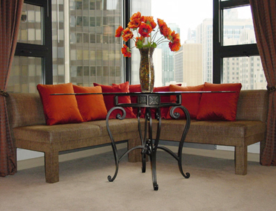 Interior Design Chicago on Interior Design   Chicago  Il   Pied A Terre Interior Design