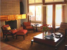 living room florida home