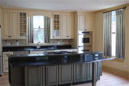 kitchen brownstone rehab